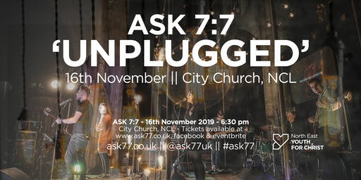 ASK 7:7 - 'Unplugged'