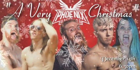 A Very Phoenix Christmas! tickets