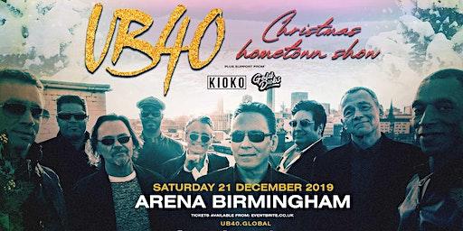 UB40 - Christmas Hometown Show (Arena, Birmingham)