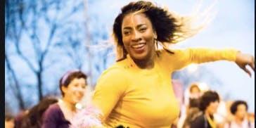 CUMBA MBAYE: Clase Magistral Danza Africana  Sabar Malinke