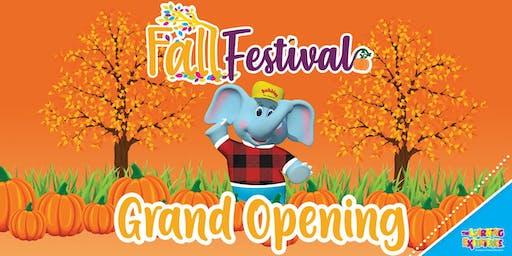 Bubbles' Fall Festival