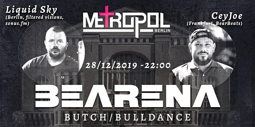 BEARENA|Metropol Berlin