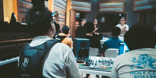 DJ Workshops with Deaf Rave