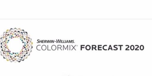 Sherwin Williams ColorMix 2020 Forecast - Trade Only!