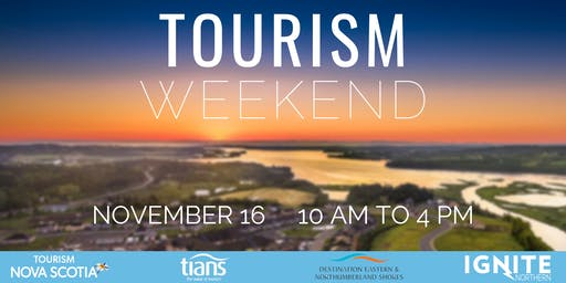 Northern Tourism Startup Weekend