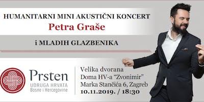 Petar Grašo i mladi glazbenici - Humanitarni akustični koncert