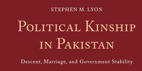 Book Launch - Political Kinship in Pakistan tickets