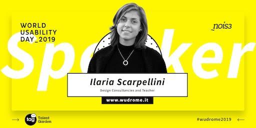 WUDRome2019: Design to solve Social Dilemmas