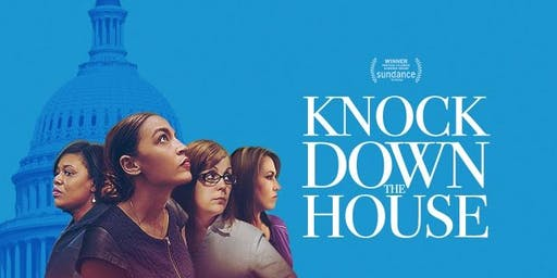 Knock Down The House- Screening + Panel Discussion LEWES