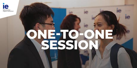 30 minute One-to-One Consultation - London tickets