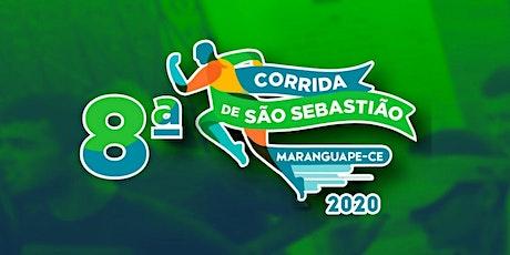 8ª Corrida de São Sebastião bilhetes