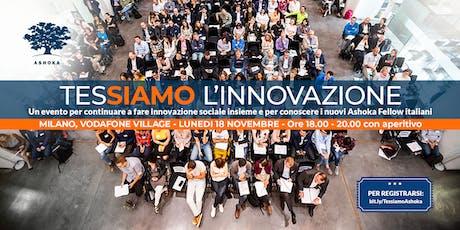 Tessiamo l'Innovazione biglietti