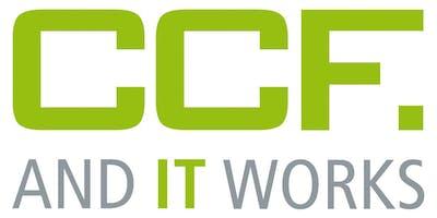 Exklusiver All-Flash Workshop der CCF AG