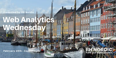 Web Analytics Wednesday - Copenhagen Feb 2020