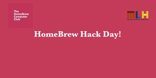 HomeBrew Hack Day!