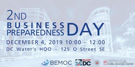 Quarterly Business Preparedness Day