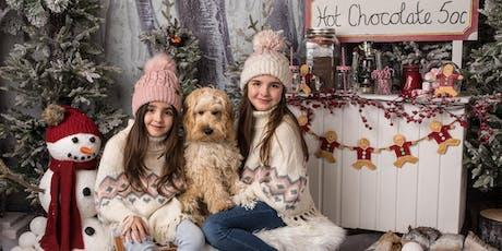 Pure Purple Christmas Photoshoot 2019 tickets