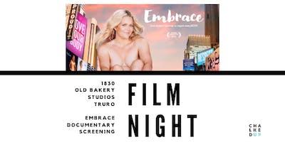 Chalked Up Film Night: Embrace Documentary