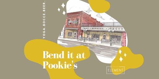 Bend it at Pookie's