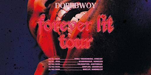 Dopebwoy Forever Lit Tour - Amsterdam