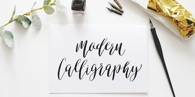 Intermediate Modern Calligraphy Workshop