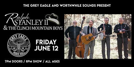 Ralph Stanley II & The Clinch Mountain Boys tickets