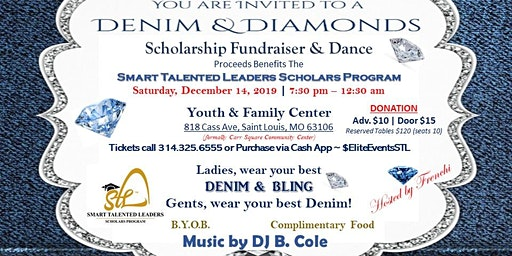 Smart Talented Leaders (STL) Scholars Program Denim & Diamonds Fundraiser
