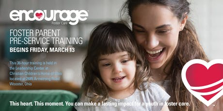 March Foster Parent Pre-Service Training tickets