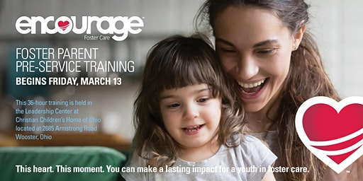March Foster Parent Pre-Service Training