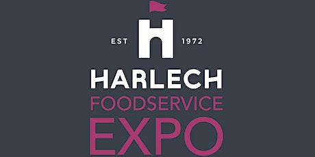 Harlech Foodservice Expo 2020 tickets