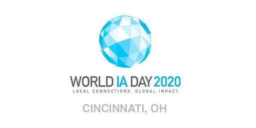 World IA Day 2020 - Cincinnati