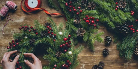 Christmas Wreath Making at Parkridge tickets
