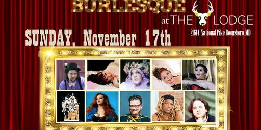 HoneyBee Burlesque Presents: THE SHOW