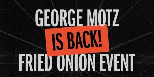 Fried Onion Event de George Motz