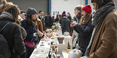 Independent Ceramics Market tickets