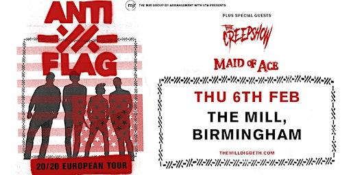 Anti-Flag (The Mill, Birmingham)