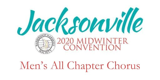 2020 Midwinter Convention: Mens's All Chapter Chorus Registration