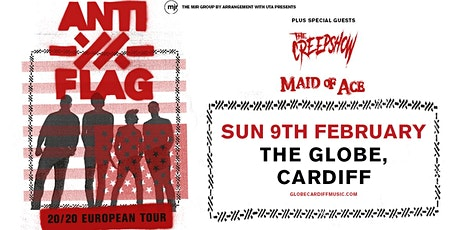 Anti-Flag (The Globe, Cardiff) tickets