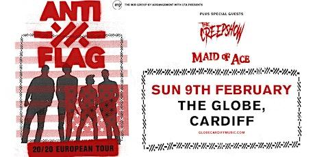 Anti-Flag (The Globe, Cardiff) tickets