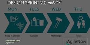 Webinar:Design Sprint 2.0 - GRATUITO