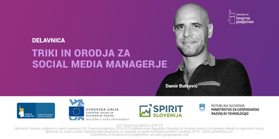 Triki in orodja za social media managerje