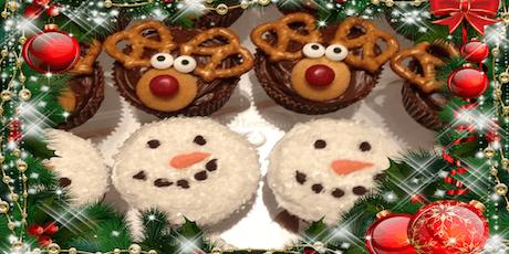 Christmas Cupcake Decorating tickets