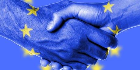Die Zukunft der Europäischen Union - Stabilität, Gleichheit und Sicherheit? Tickets