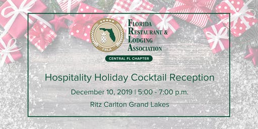 Annual Hospitality Holiday Party