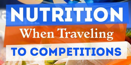 Performance Nutrition for Training and Competition