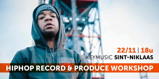 Hiphop Record & Produce Workshop