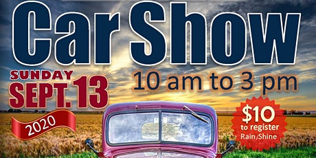 Amherstview Car Show (Driver Registration) tickets