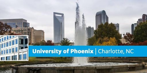 "University of Phoenix Presents ""Get the Gig"" Job Fair"