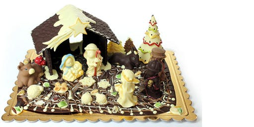 Workshop Chocolade kerststal