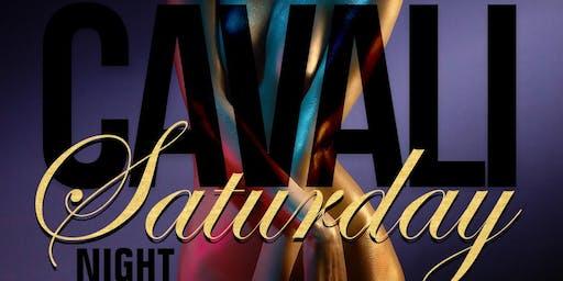 Saturday Nights at Cavali Ladies Free until Midnight!
